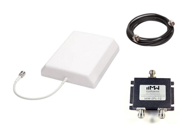 Антенный комплект на 1 антенну - MediaWave MWA-827-AK1