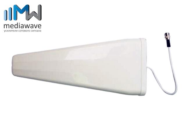 Антенна 800-2700 МГц GSM/3G/LTE - MediaWave MWA-827-BO11