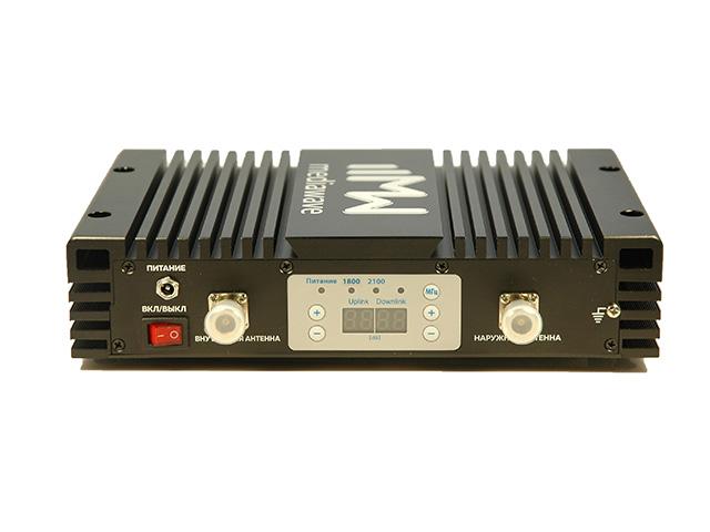 Репитер сотового сигнала 3G/4G-LTE 2100/2600 МГц - MediaWave MWD-WL-BM23