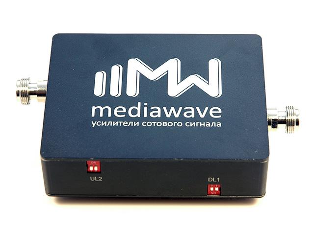 Репитер сотового сигнала GSM/3G 900/2100 МГц - MediaWave MWD-EGW-B23