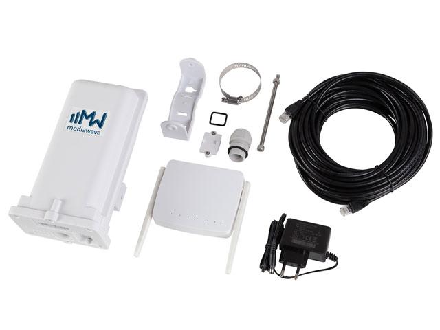 MediaWave MWK-R-01 - усилитель интернет 3G/4G-WiFi