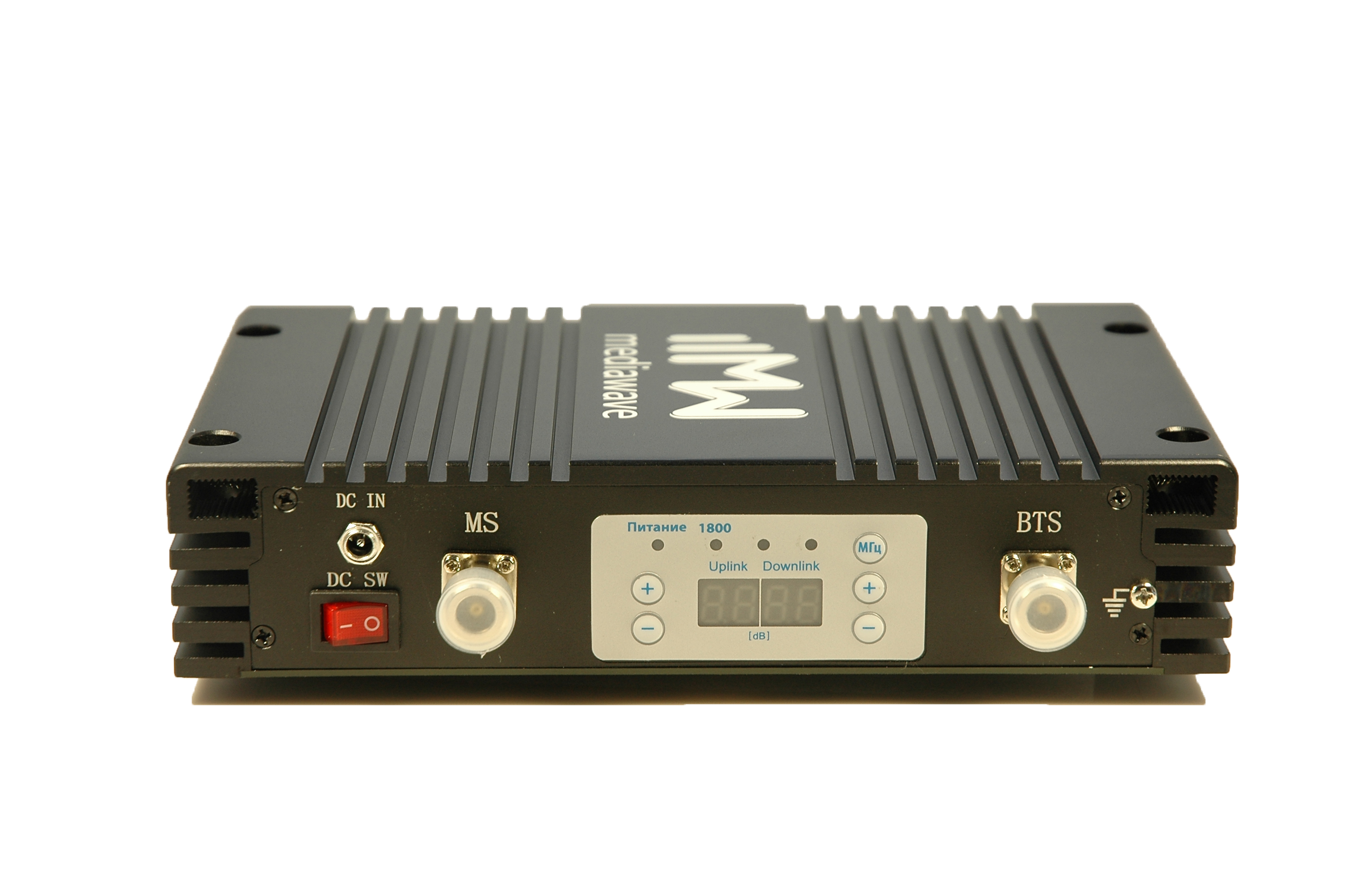 Репитер сотового сигнала GSM / LTE 1800 МГц - MediaWave MWS-D-BM23