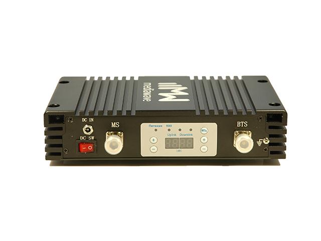 Репитер сотового сигнала GSM, 3G 900 МГц - MediaWave MWS-EG-BM23