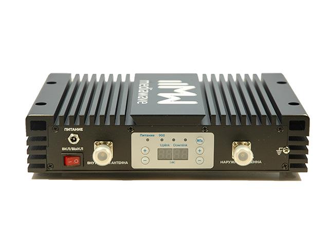 Репитер сотового сигнала GSM, 3G 900 МГц - MediaWave MWS-EG-BM30