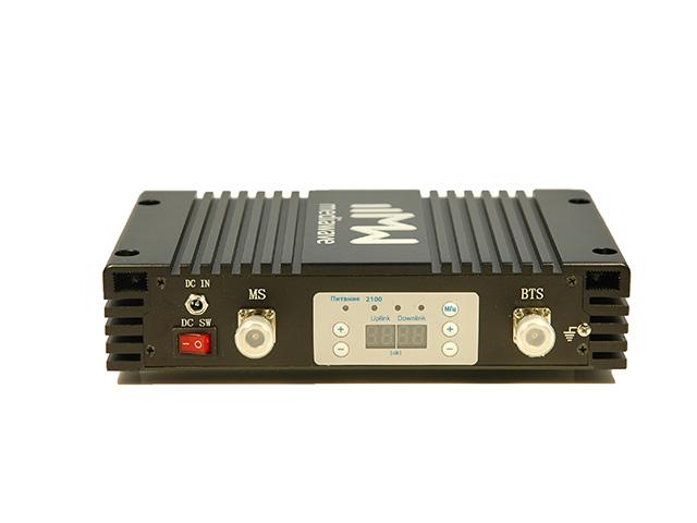 Репитер сотового сигнала 3G 2100 МГц - MediaWave MWS-W-BM23