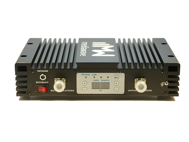 Репитер сотового сигнала 3G 2100 МГц - MediaWave MWS-W-BM30