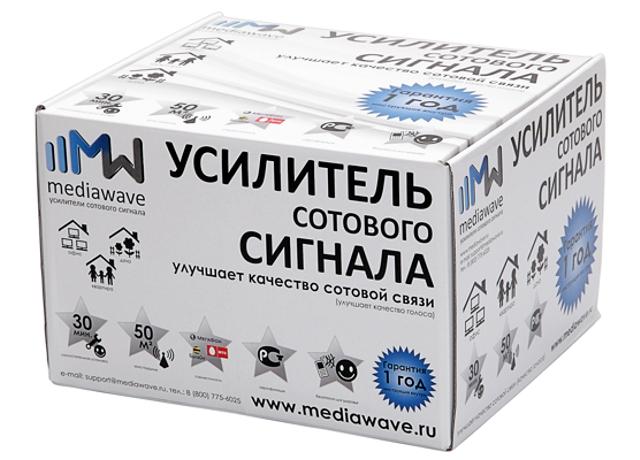 Комплекты усиления 1800 МГц - связь и Интернет 4G
